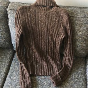 Express Turtleneck Sweater